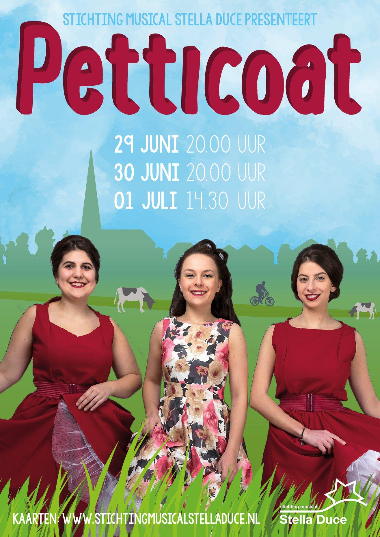 Poster Petticoat